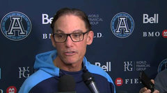Why Trestman believes Argos are special