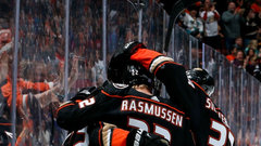NHL: Panthers 2, Ducks 3
