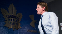Babcock gets full marks for mixing up lines in Grades of the Game