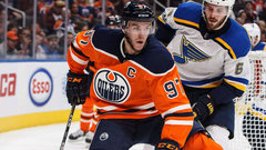 Battling the flu, McDavid will suit up against Blues tonight