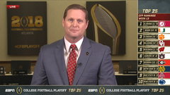 CFP committee sees 'championship-caliber team' in Miami