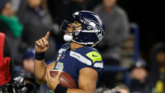 Wilson gives Seahawks 'a puncher's chance'