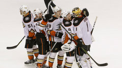 NHL: Ducks 3, Sharks 2 (SO)