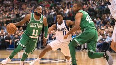 Kyrie shows clutch gene in 47-point gem