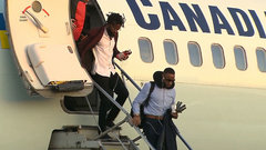 Stamps land in Ottawa and are focused on redemption