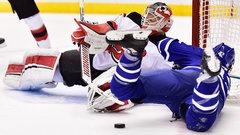 Ferraro explains why NHL should adopt international blue paint rule