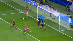 Must See: Griezmann scores on beautiful overhead strike