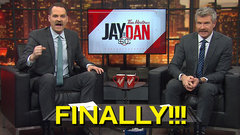 Jay and Dan excited for Hitchcock's revolutionary idea
