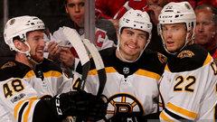 NHL: Bruins 3, Devils 2 (SO)