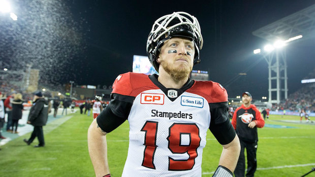 Mitchell on a quest for redemption at 105th Grey Cup