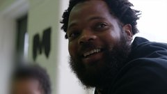 Michael Bennett nurturing troubled teens