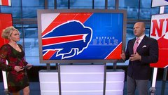 Hasselbeck in favour of Bills' decision to start Taylor again