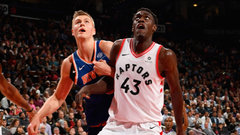 Lewenberg: Raptors look to stay hot in the Big Apple