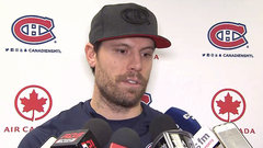 Weber pushing return during 'crucial time' for Habs