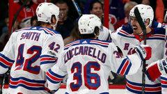 NHL: Rangers 6, Hurricanes 1