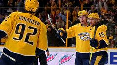 NHL: Canadiens 2, Predators 3 (SO)
