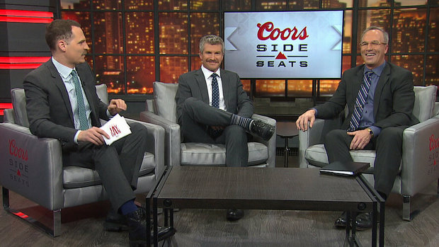 Coors Side Seats: Dave Poulin