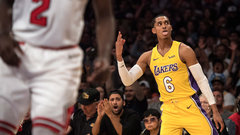 NBA: Bulls 94, Lakers 103