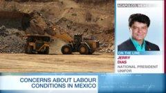 Unifor chief: Mexico deaths highlight labour unfairness
