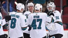 NHL: Sharks 3, Coyotes 1