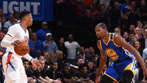 Different mood in OKC for Durant's second return