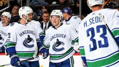 NHL: Canucks 5, Penguins 2