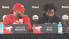 Stamps' defence bringing new attitude and approach after last year