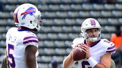 McDermott not committing to Taylor beyond Week 12