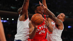Raptors unravel in third quarter
