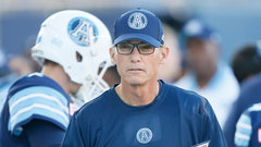 Trestman named 2017 Coach of the Year