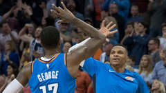 Are the Thunder a threat to the Warriors?