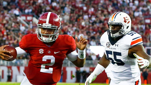 What do the numbers say about the Iron Bowl?