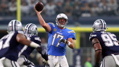 NFL: Chargers 28, Cowboys 6
