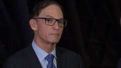 Trestman thankful for family and staff when reflecting on award