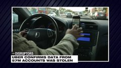 Uber confirms its data was stolen