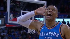 Westbrook delivers virtuoso performance against Warriors