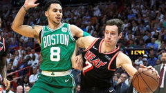 NBA: Celtics 98, Heat 104