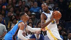 Stephen A. loves the hostility between Westbrook, KD