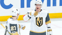 NHL: Golden Knights 4, Ducks 2