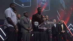 Wilder wins CFL's Most Outstanding Rookie