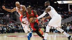 NBA: Knicks 104, Hawks 116