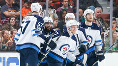 NHL: Jets 4, Ducks 1