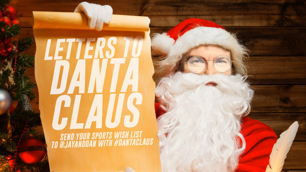 Letters to Danta Claus