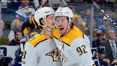 NHL: Predators 2, Blues 0