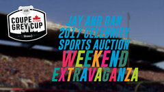 Jay and Dan 2017 Celebrity Sports Auction Weekend Extravaganza