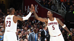 LeBron omits J.R. Smith is best shooters he's ever played with