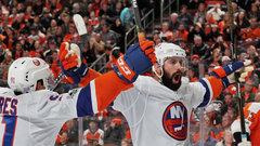 NHL: Islanders 5, Flyers 4 (OT)