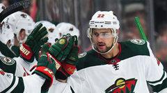 NHL: Avalanche 2, Wild 3 (SO)