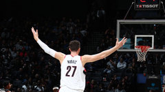 NBA: Trail Blazers 127, Nets 125