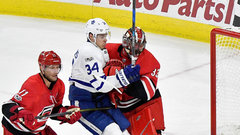 Button on Leafs' win: 'It was like sloppy finger painting in a kindergarten class'